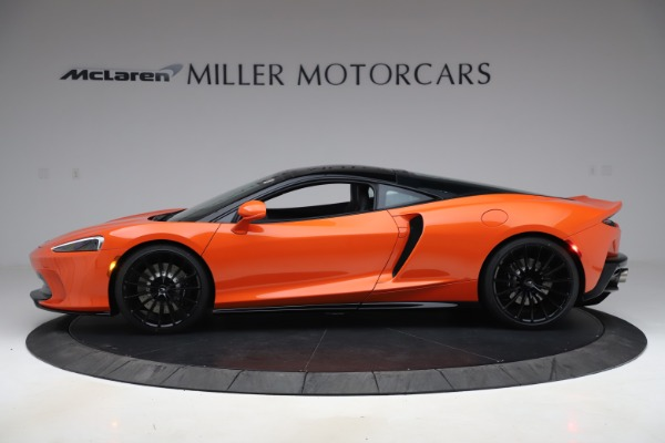 New 2020 McLaren GT Luxe for sale $246,975 at Pagani of Greenwich in Greenwich CT 06830 2