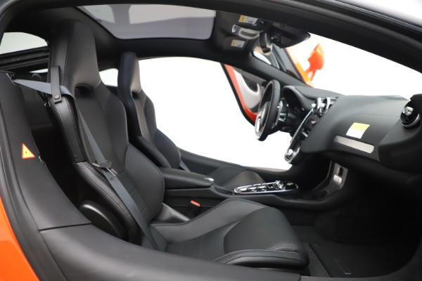 New 2020 McLaren GT Luxe for sale $246,975 at Pagani of Greenwich in Greenwich CT 06830 20