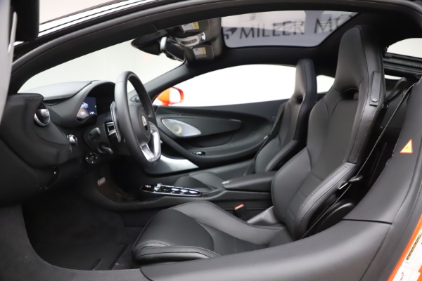 New 2020 McLaren GT Luxe for sale $246,975 at Pagani of Greenwich in Greenwich CT 06830 22