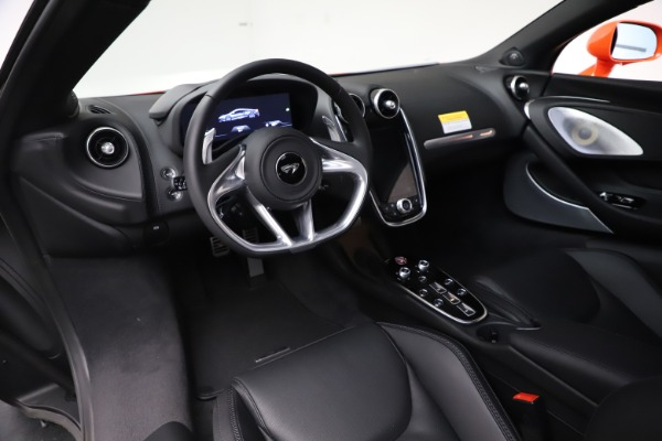 New 2020 McLaren GT Luxe for sale $246,975 at Pagani of Greenwich in Greenwich CT 06830 23
