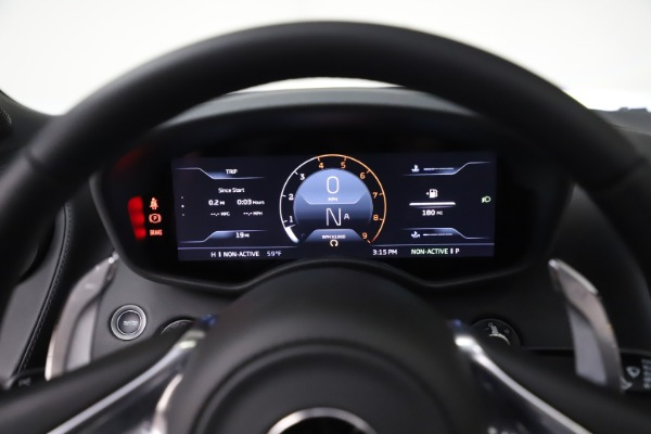 New 2020 McLaren GT Luxe for sale $246,975 at Pagani of Greenwich in Greenwich CT 06830 26