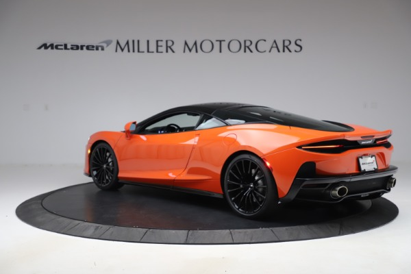 New 2020 McLaren GT Luxe for sale $246,975 at Pagani of Greenwich in Greenwich CT 06830 3