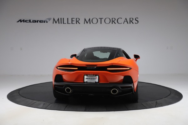 New 2020 McLaren GT Coupe for sale $246,975 at Pagani of Greenwich in Greenwich CT 06830 4
