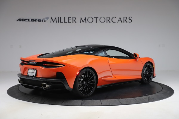New 2020 McLaren GT Coupe for sale $246,975 at Pagani of Greenwich in Greenwich CT 06830 5