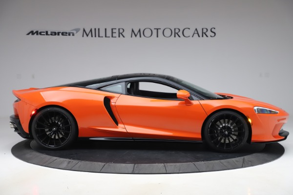New 2020 McLaren GT Coupe for sale $246,975 at Pagani of Greenwich in Greenwich CT 06830 6