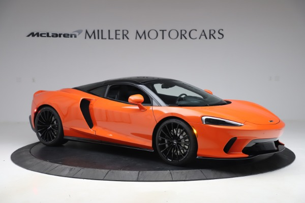 New 2020 McLaren GT Coupe for sale $246,975 at Pagani of Greenwich in Greenwich CT 06830 7