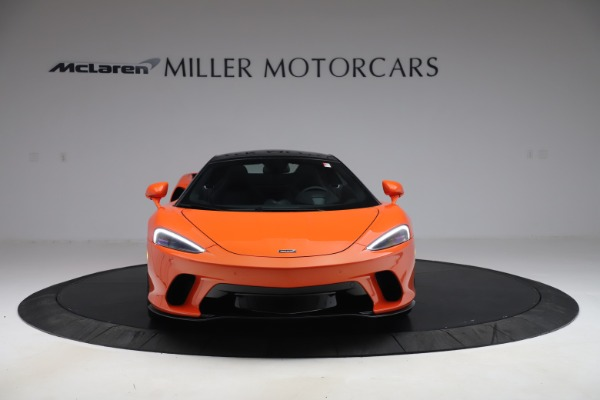 New 2020 McLaren GT Luxe for sale $246,975 at Pagani of Greenwich in Greenwich CT 06830 8