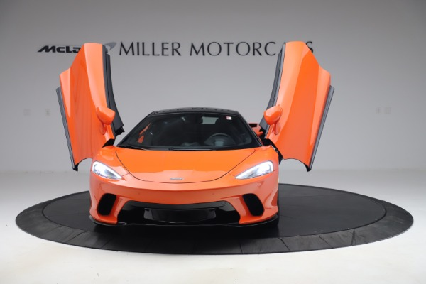 New 2020 McLaren GT Luxe for sale $246,975 at Pagani of Greenwich in Greenwich CT 06830 9