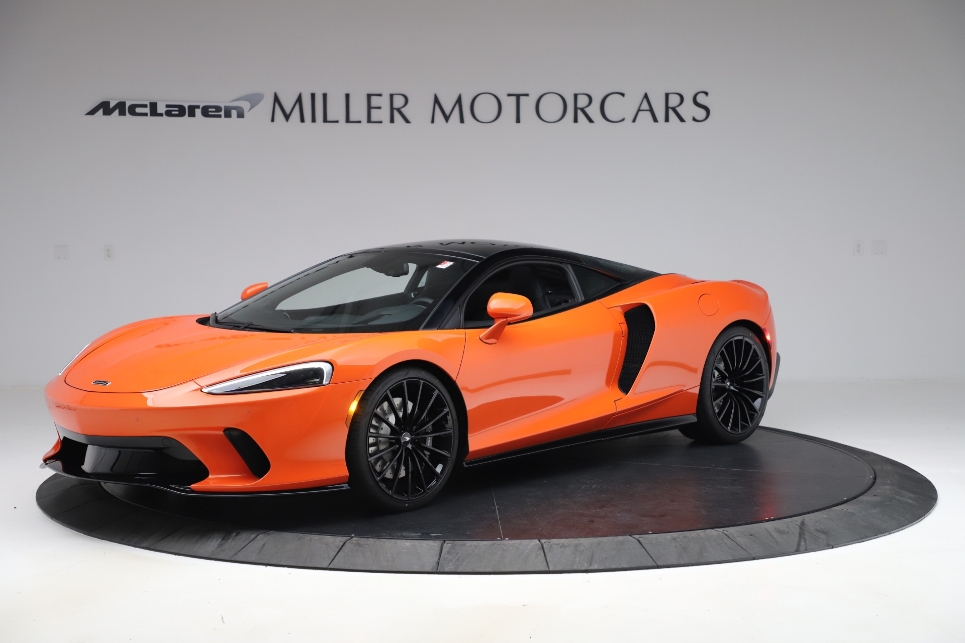 New 2020 McLaren GT Coupe for sale $246,975 at Pagani of Greenwich in Greenwich CT 06830 1