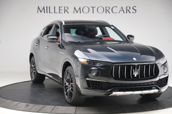 Used 2019 Maserati Levante S Q4 GranLusso for sale $72,900 at Pagani of Greenwich in Greenwich CT 06830 11