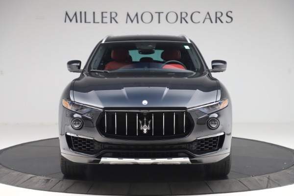 Used 2019 Maserati Levante S Q4 GranLusso for sale $72,900 at Pagani of Greenwich in Greenwich CT 06830 12