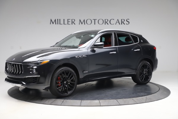 Used 2019 Maserati Levante S Q4 GranLusso for sale $72,900 at Pagani of Greenwich in Greenwich CT 06830 2