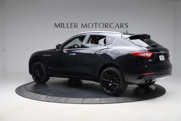 Used 2019 Maserati Levante S Q4 GranLusso for sale $72,900 at Pagani of Greenwich in Greenwich CT 06830 4