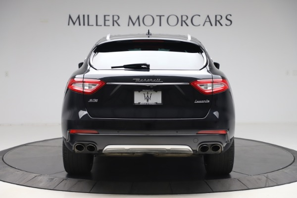 Used 2019 Maserati Levante S Q4 GranLusso for sale $72,900 at Pagani of Greenwich in Greenwich CT 06830 6