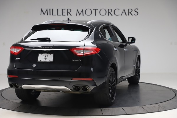 Used 2019 Maserati Levante S Q4 GranLusso for sale $72,900 at Pagani of Greenwich in Greenwich CT 06830 7