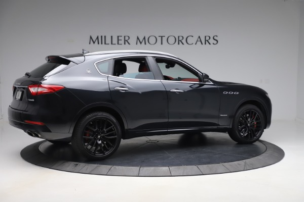 Used 2019 Maserati Levante S Q4 GranLusso for sale $72,900 at Pagani of Greenwich in Greenwich CT 06830 8