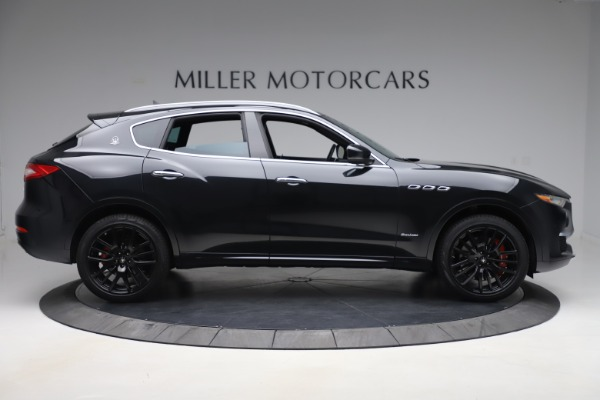 Used 2019 Maserati Levante S Q4 GranLusso for sale $72,900 at Pagani of Greenwich in Greenwich CT 06830 9