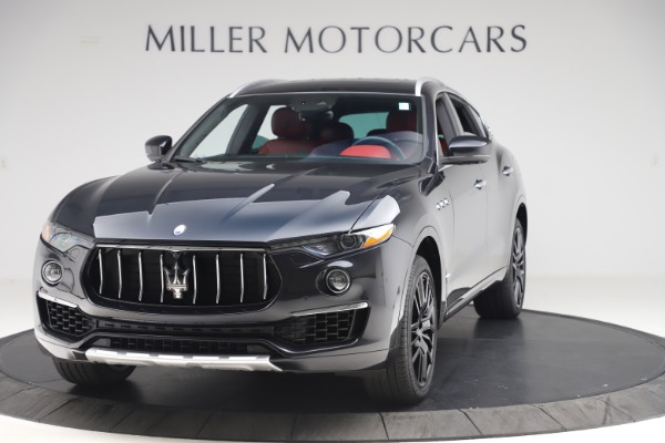 Used 2019 Maserati Levante S Q4 GranLusso for sale $72,900 at Pagani of Greenwich in Greenwich CT 06830 1
