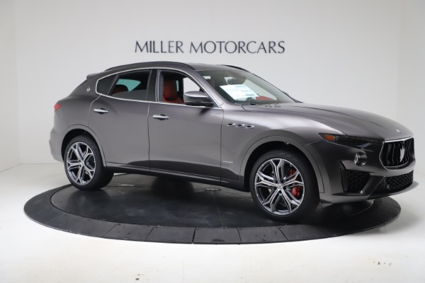 New 2020 Maserati Levante S Q4 GranSport for sale Call for price at Pagani of Greenwich in Greenwich CT 06830 10