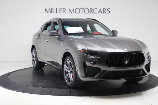 New 2020 Maserati Levante S Q4 GranSport for sale Call for price at Pagani of Greenwich in Greenwich CT 06830 11