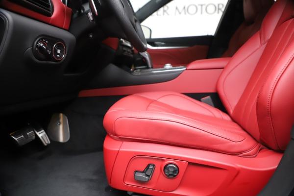 New 2020 Maserati Levante S Q4 GranSport for sale $101,535 at Pagani of Greenwich in Greenwich CT 06830 14