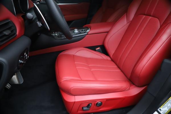 New 2020 Maserati Levante S Q4 GranSport for sale $101,535 at Pagani of Greenwich in Greenwich CT 06830 15