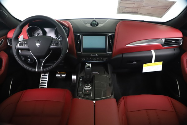 New 2020 Maserati Levante S Q4 GranSport for sale $101,535 at Pagani of Greenwich in Greenwich CT 06830 16