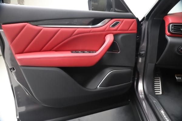 New 2020 Maserati Levante S Q4 GranSport for sale $101,535 at Pagani of Greenwich in Greenwich CT 06830 17