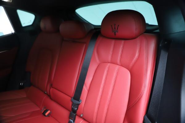 New 2020 Maserati Levante S Q4 GranSport for sale $101,535 at Pagani of Greenwich in Greenwich CT 06830 18