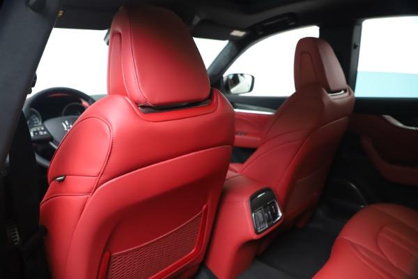 New 2020 Maserati Levante S Q4 GranSport for sale $101,535 at Pagani of Greenwich in Greenwich CT 06830 20