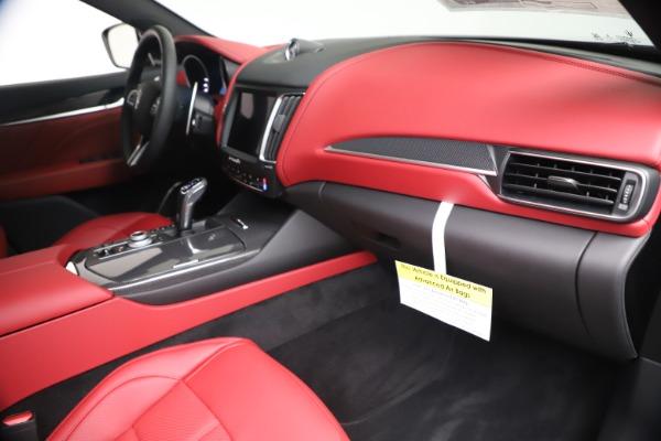 New 2020 Maserati Levante S Q4 GranSport for sale $101,535 at Pagani of Greenwich in Greenwich CT 06830 21
