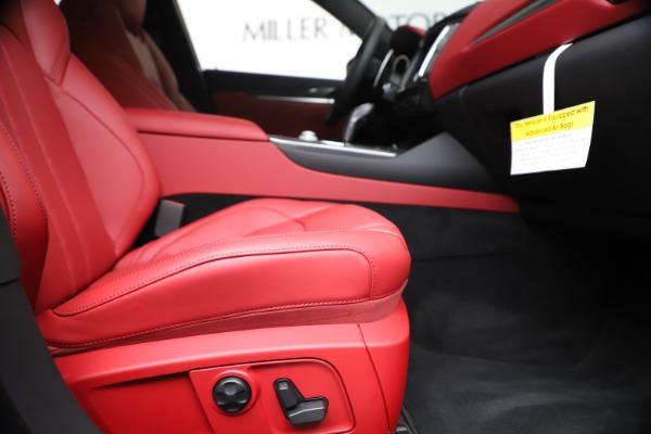 New 2020 Maserati Levante S Q4 GranSport for sale $101,535 at Pagani of Greenwich in Greenwich CT 06830 22