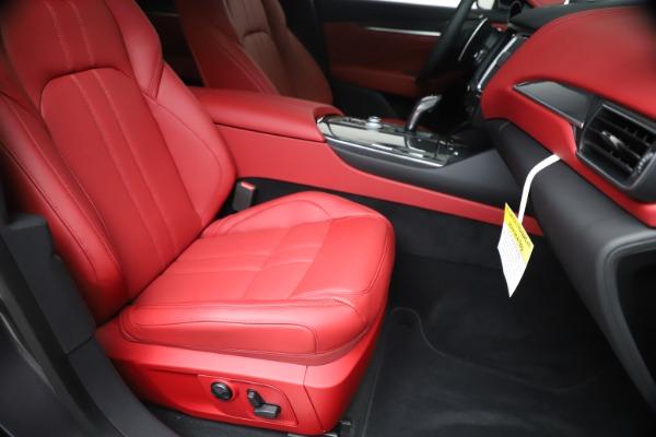 New 2020 Maserati Levante S Q4 GranSport for sale $101,535 at Pagani of Greenwich in Greenwich CT 06830 23