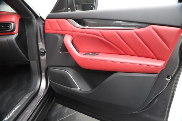 New 2020 Maserati Levante S Q4 GranSport for sale $101,535 at Pagani of Greenwich in Greenwich CT 06830 24