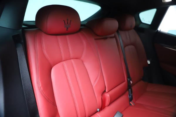 New 2020 Maserati Levante S Q4 GranSport for sale $101,535 at Pagani of Greenwich in Greenwich CT 06830 25