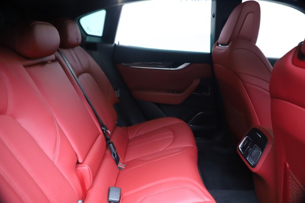New 2020 Maserati Levante S Q4 GranSport for sale $101,535 at Pagani of Greenwich in Greenwich CT 06830 26