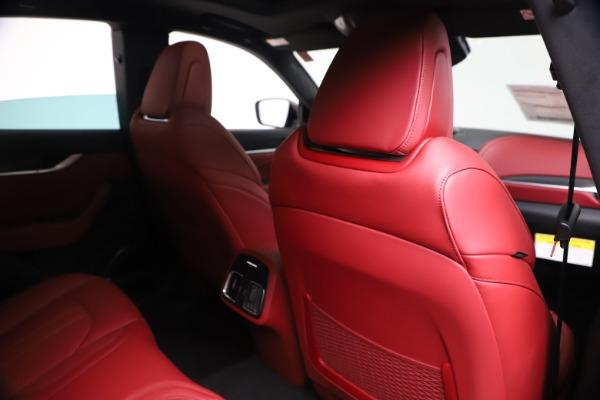 New 2020 Maserati Levante S Q4 GranSport for sale $101,535 at Pagani of Greenwich in Greenwich CT 06830 27