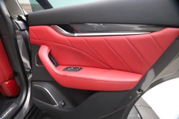 New 2020 Maserati Levante S Q4 GranSport for sale $101,535 at Pagani of Greenwich in Greenwich CT 06830 28