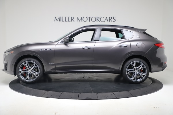 New 2020 Maserati Levante S Q4 GranSport for sale Call for price at Pagani of Greenwich in Greenwich CT 06830 3