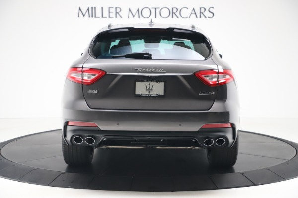 New 2020 Maserati Levante S Q4 GranSport for sale Call for price at Pagani of Greenwich in Greenwich CT 06830 6