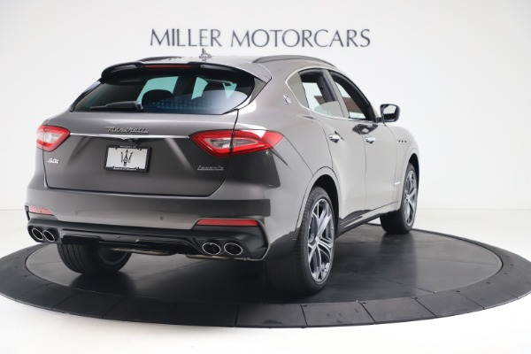 New 2020 Maserati Levante S Q4 GranSport for sale Call for price at Pagani of Greenwich in Greenwich CT 06830 7