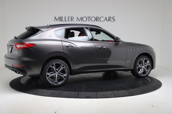 New 2020 Maserati Levante S Q4 GranSport for sale Call for price at Pagani of Greenwich in Greenwich CT 06830 8