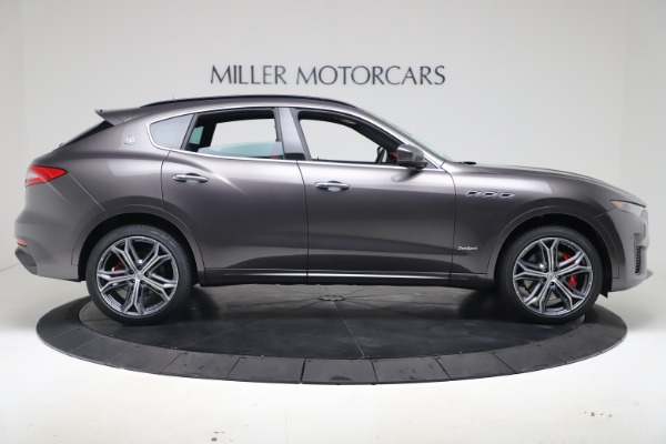 New 2020 Maserati Levante S Q4 GranSport for sale Call for price at Pagani of Greenwich in Greenwich CT 06830 9