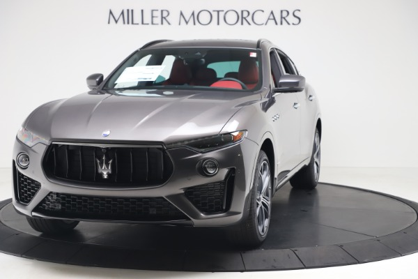 New 2020 Maserati Levante S Q4 GranSport for sale Call for price at Pagani of Greenwich in Greenwich CT 06830 1