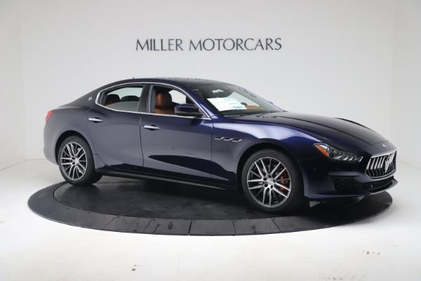 New 2020 Maserati Ghibli S Q4 for sale $85,535 at Pagani of Greenwich in Greenwich CT 06830 10