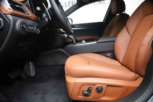 New 2020 Maserati Ghibli S Q4 for sale $85,535 at Pagani of Greenwich in Greenwich CT 06830 14