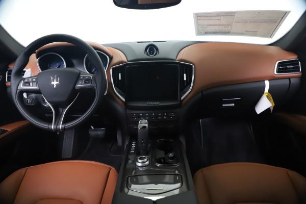 New 2020 Maserati Ghibli S Q4 for sale $85,535 at Pagani of Greenwich in Greenwich CT 06830 16