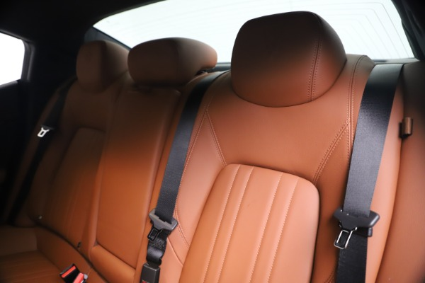 New 2020 Maserati Ghibli S Q4 for sale $85,535 at Pagani of Greenwich in Greenwich CT 06830 18