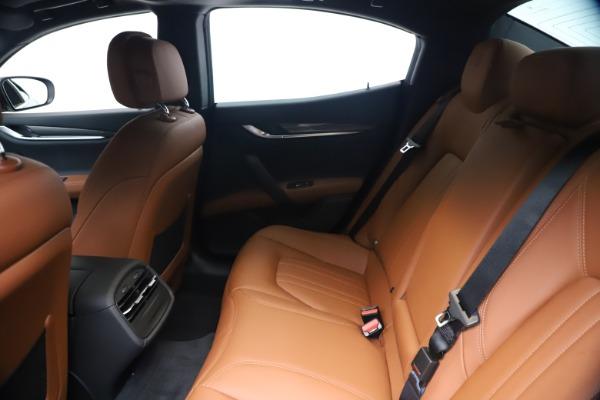 New 2020 Maserati Ghibli S Q4 for sale $85,535 at Pagani of Greenwich in Greenwich CT 06830 19