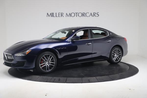 New 2020 Maserati Ghibli S Q4 for sale $85,535 at Pagani of Greenwich in Greenwich CT 06830 2